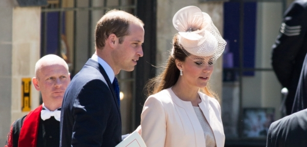 Kate a William.