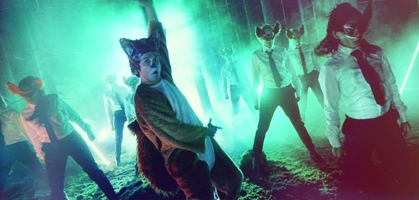 """What does the fox say?"" ptají se Ylvis."
