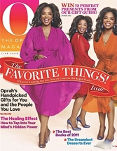 Časopis O, The Oprah magazine.