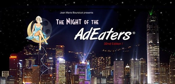 The Night of the Ad Eaters (Noc reklamožroutů).