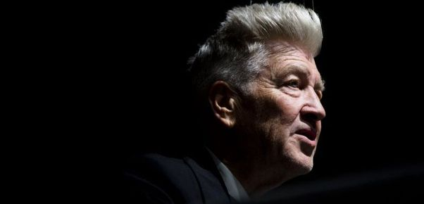 Režisér David Lynch.